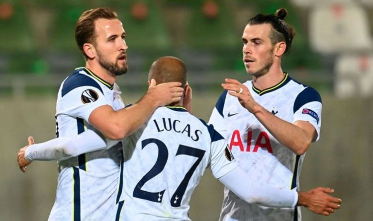 Tottenham player ratings: Harry Kane and Lucas Moura excel as Spurs ease past Ludogorets