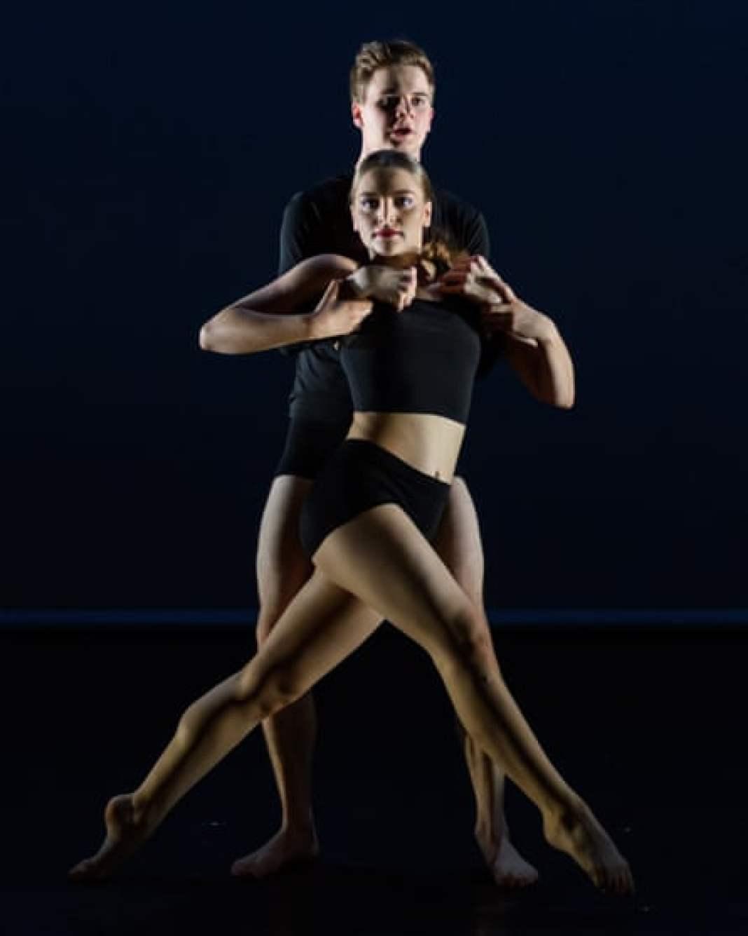 Synergy, performed by Elmhurst Ballet Company last February