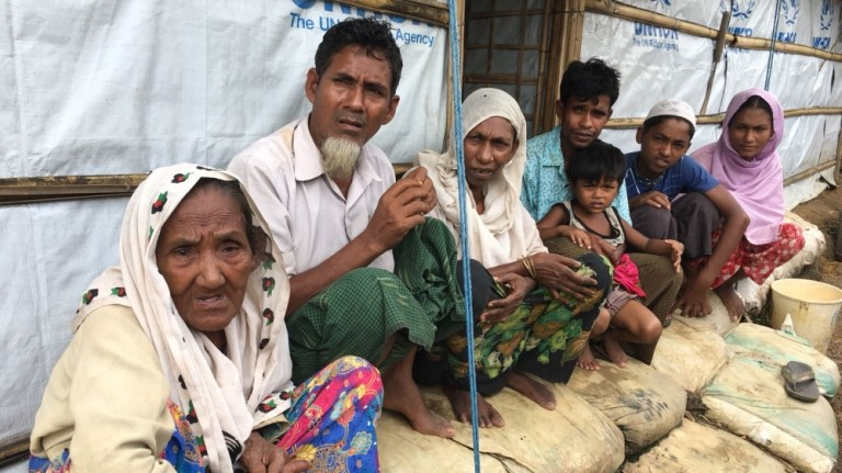 'We don't matter': Rohingya deprived of vote in Myanmar elections