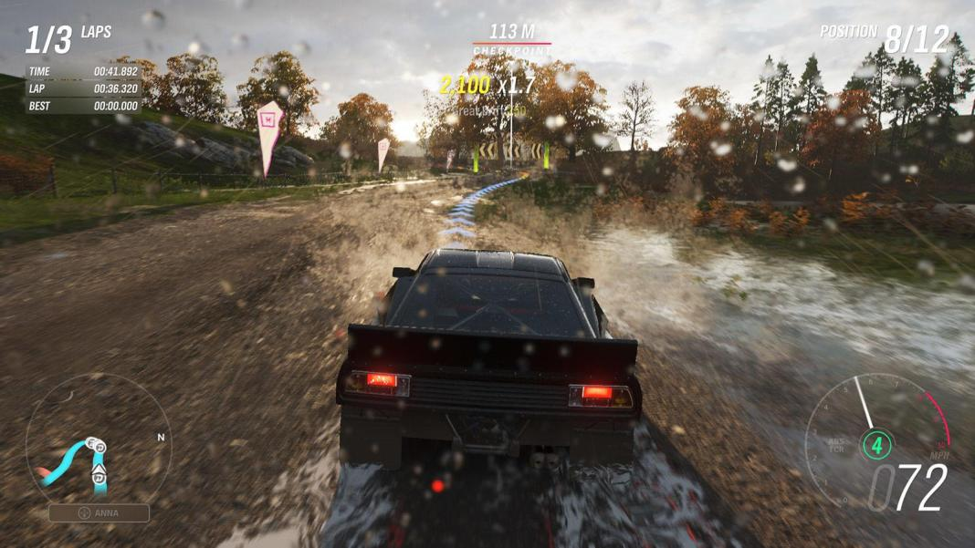 Xbox Series S Forza Horizon 4