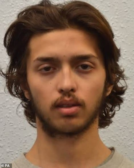 'Knife-obsessed' terrorist Sudesh Amman, 20, was shot dead by police after stabbing two people in Streatham in February