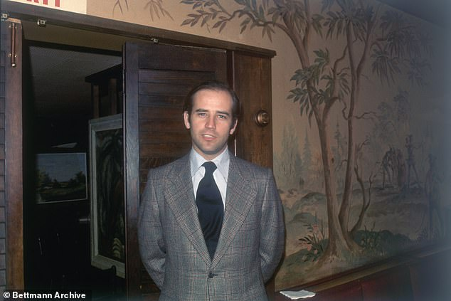 Biden gained national attention in 1972, becoming the fifth youngest person ever elected to the Senate at the time