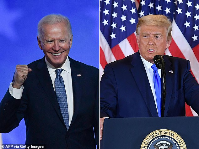 Who will serve as President for the next four years? Trump and Biden are still battling it out; at publishing time, Biden had a narrow lead