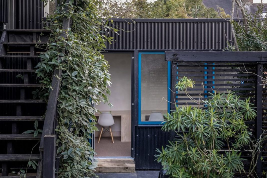 Segal House extension