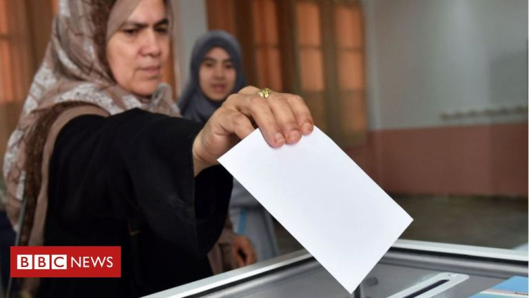 Algeria referendum: A vote 'to end years of deviousness'