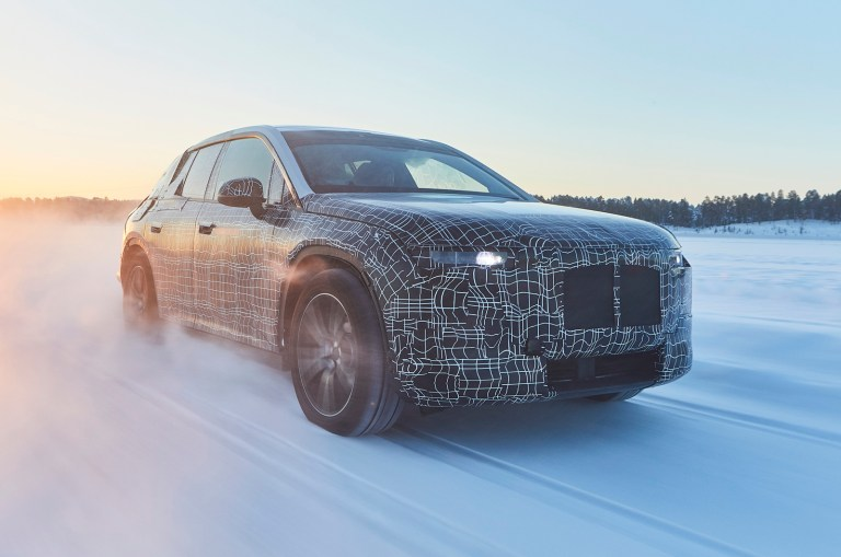BMW iNext: advanced electric SUV to be revealed on 11 November