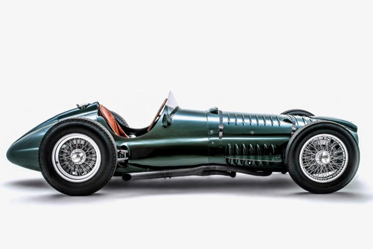 BRM Type 15: 1950s F1 car reborn with 591bhp V16