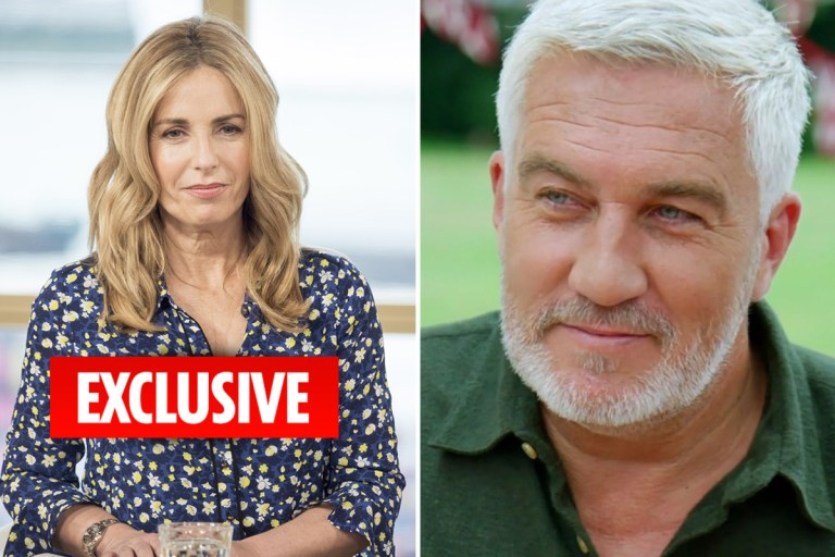 Bake Off's Paul Hollywood has finally removed his ex-wife Alex from his multi-million business empire