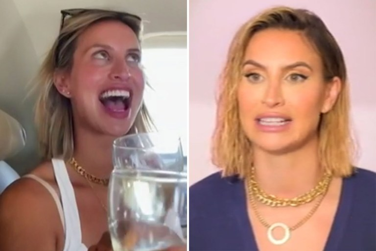 Ferne McCann reveals she is being pursued by a rich mystery man on First Time Mum