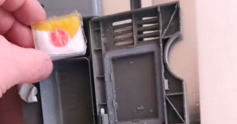 Man's 'correct' way to use dishwasher goes viral – but expert says he's wrong