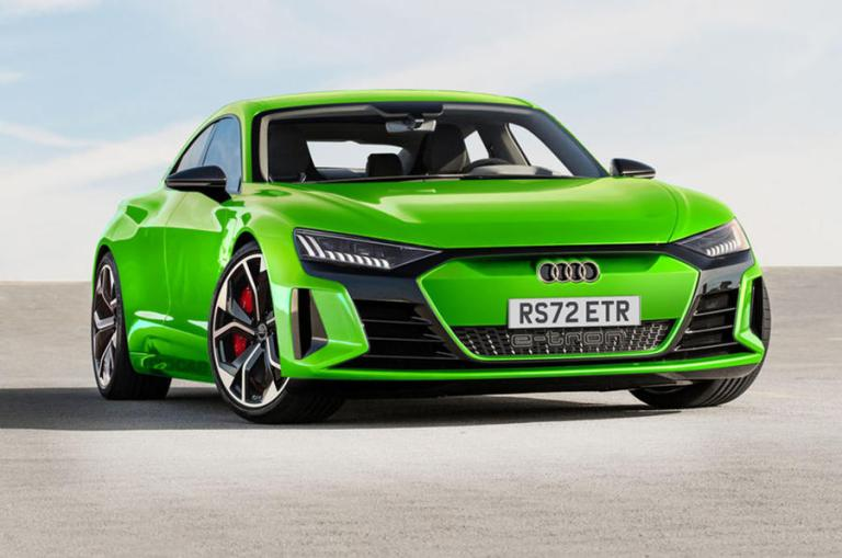 New Audi RS E-tron GT: details, prices and specs of 2021 EV