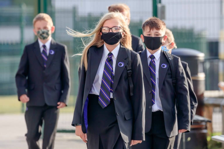 Secondary students should wear masks in class, SAGE adviser demands & lockdown could last LONGER if schools stay open