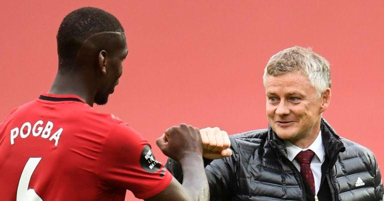 Solskjaer identifies ideal Paul Pogba role ahead of Man Utd vs Arsenal