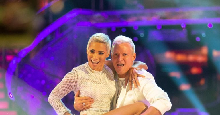 Strictly's Jamie Laing confesses dancer Karen Hauer visits his bedroom at night