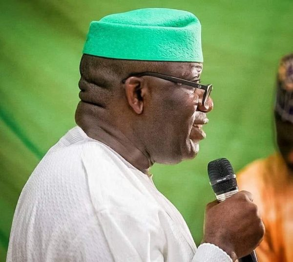 Towards a more Perfect Union in Nigeria: Kayode Fayemi