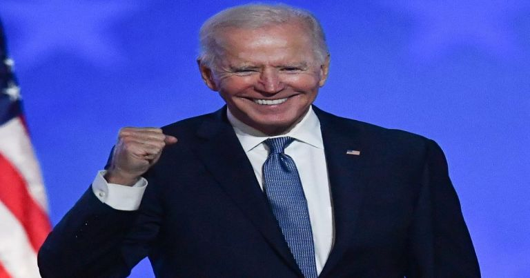 What Joe Biden needs to win the US election – and when we will know the result