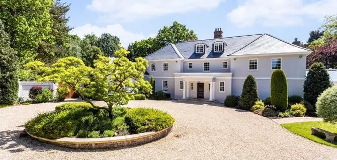 Homes Available Wentworth Estate And Virginia Water A