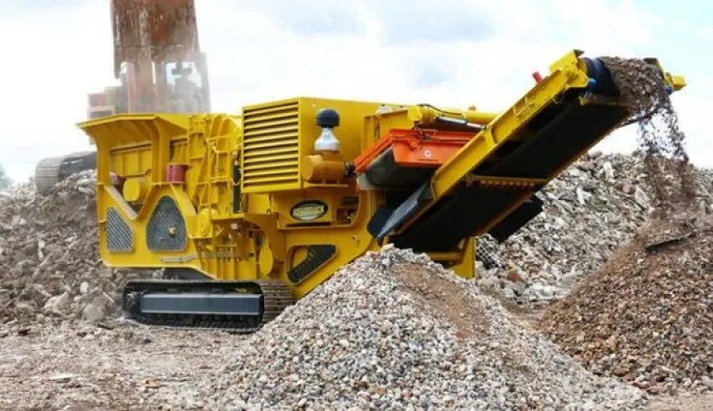 Different Types Of Rock Crushing Equipment
