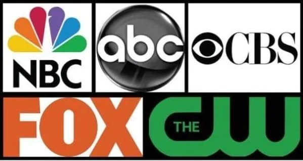 Prominent television networks in San Francisco