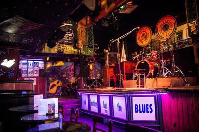 Bourbon Street Blues and Boogie Bar restaurants open on Christmas