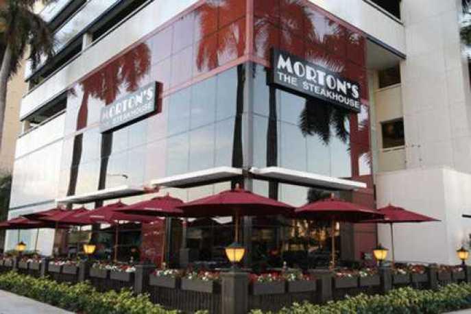 Morton's The Steakhouse restaurants open on Christmas