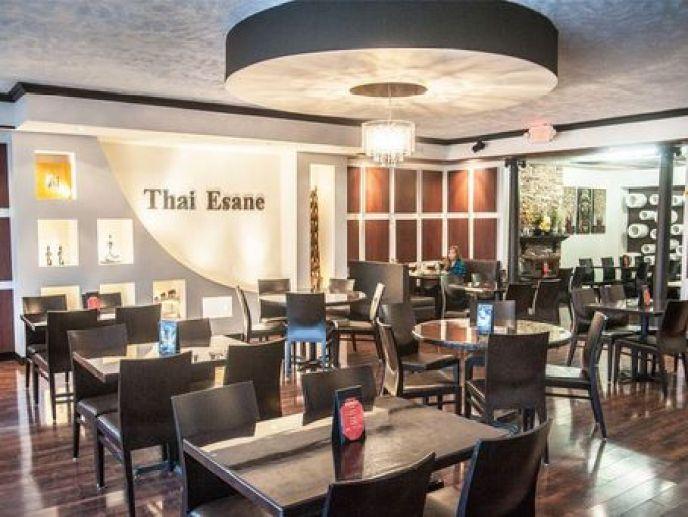 Thai Esane restaurants open on Christmas