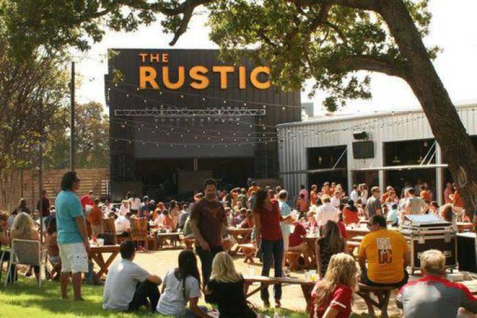The Rustic restaurants open on Christmas
