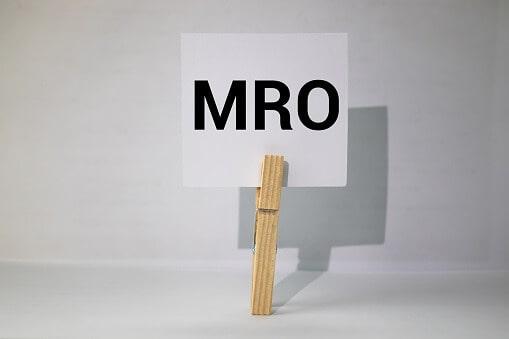 MRO mean in business