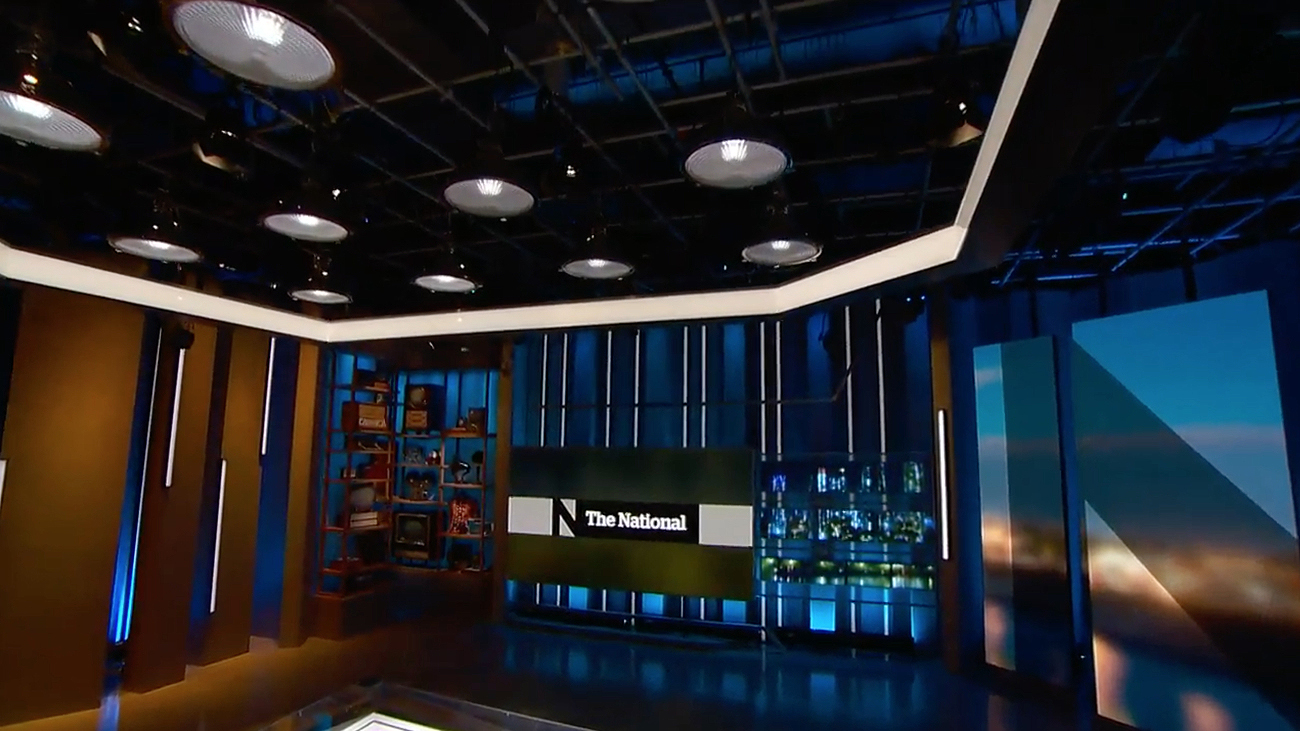 Cbc S The National Set Design Gallery