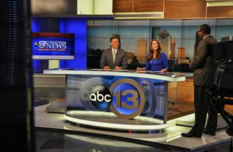 Houston Abc Launches New Look Newscaststudio