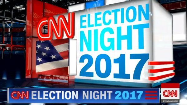 Cable networks cover 'Election Night 2017' with mix of ...