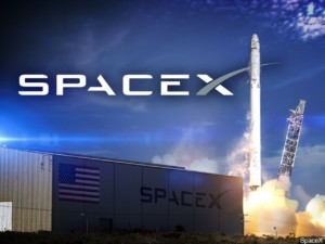 Picture of Space X