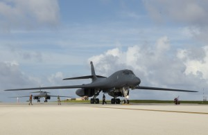 B 1s Return To Indo Pacific, Conduct Bilateral Training