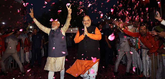 Narendra Modi, Amit Shah, Lok Sabha Chunav, BJP, Speech, Photo