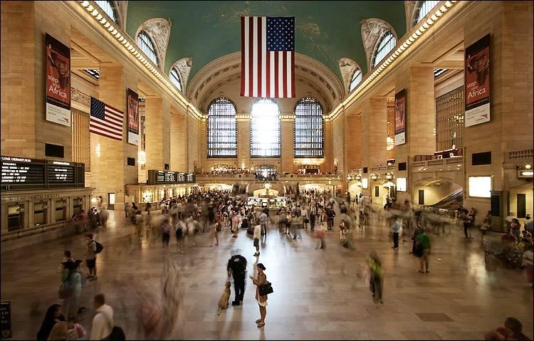Grand Central Terminal di New York, dal binario abbandonato alla stanza dei baci