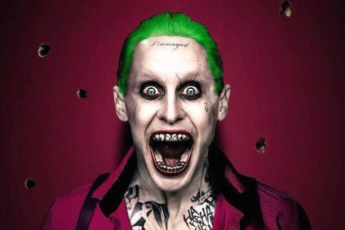 Jared Leto è Joker