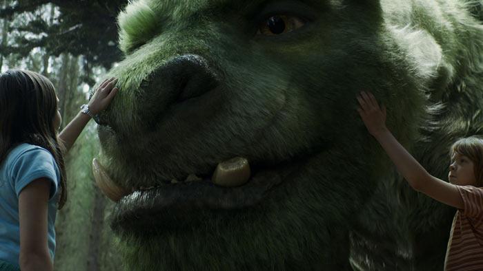 Scena dal film Il Drago Invisibile