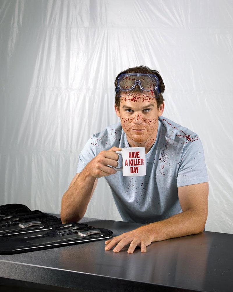 Michael C. Hall è Dexter