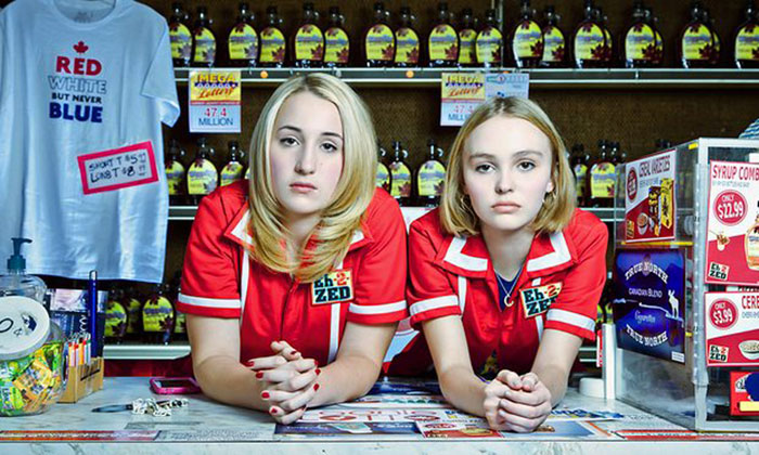 Lily-Rose Depp in Yoga Hosers