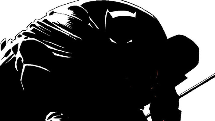 Batman in Master Race di Frank Miller