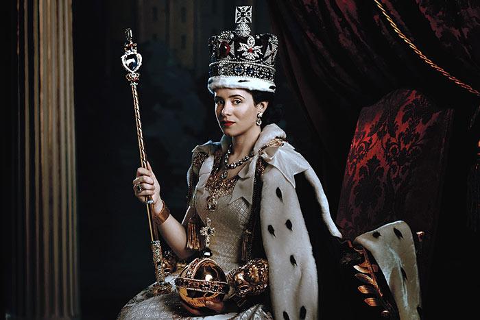 The Crown su Netflix