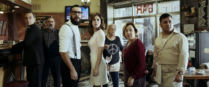 Berlinale 2017: El Bar, una dark comedy claustrofobica