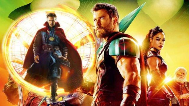 Thor: Ragnarok, nel nuovo trailer c'è anche Doctor Strange