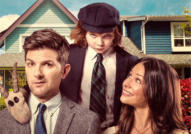 Little Evil, il trailer della nuova commedia horror targata Netflix