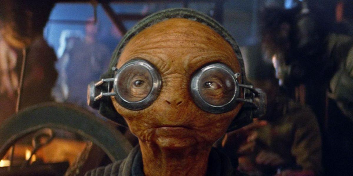 Star Wars: The Last Jedi, il ritorno di Maz Kanata