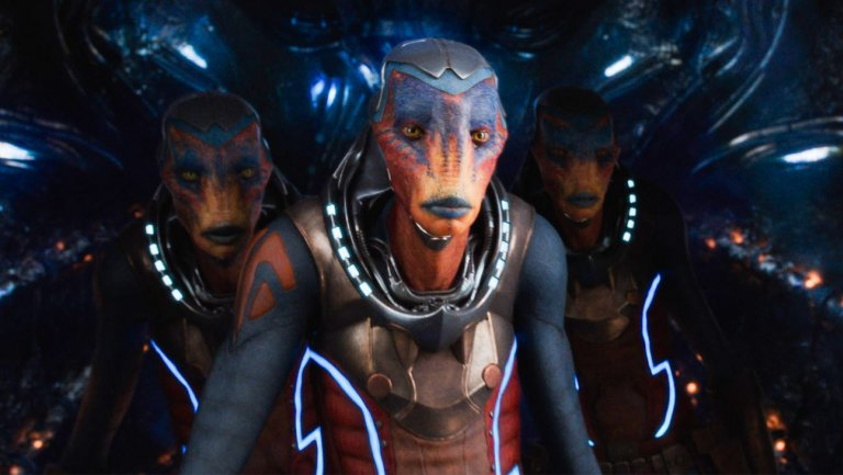 Valerian; Besson trasforma il fumetto in un film con un cast stellare