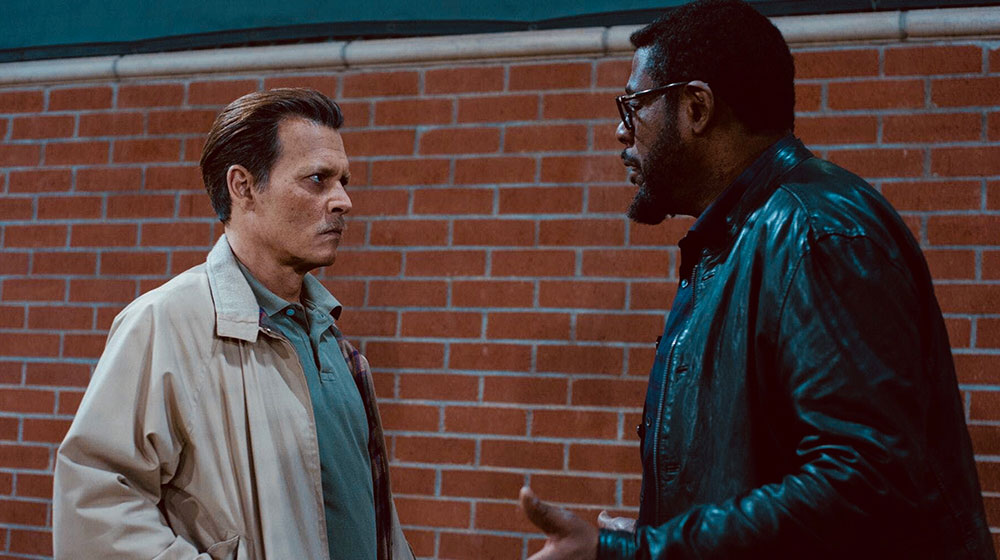 City of Lies, il trailer del film con Johnny Depp