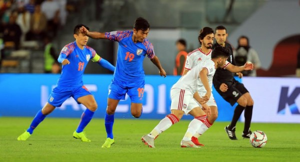UAE beat India in Pulsating AFC Asian Cup Match ...