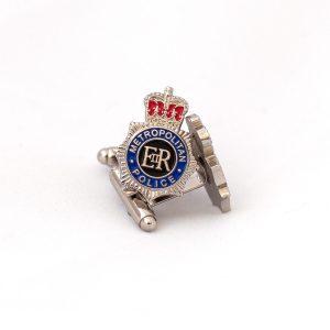 Metropolitan Police Service Emblem Cufflinks