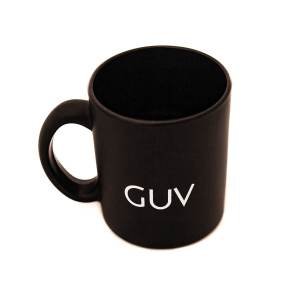"New Scotland Yard ""Guv"" Mug"